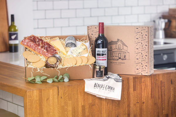 Classic Red Wine Hamper