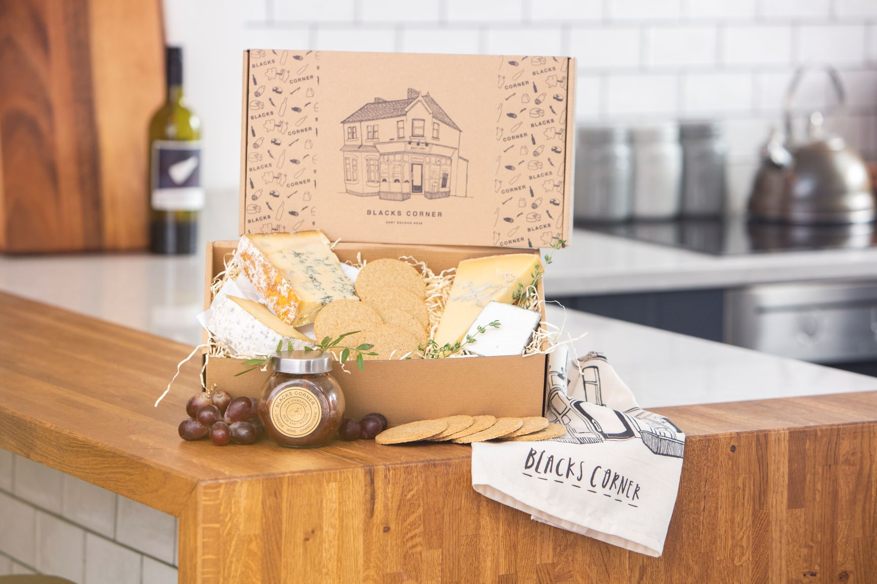 Cheese Essentials Hamper