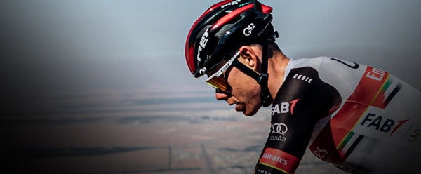 David de la Cruz, en el papel de comodín del UAE Team Emirates