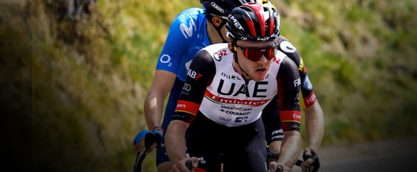 Marc Hirschi GOBIK y el UAE Team Emirates