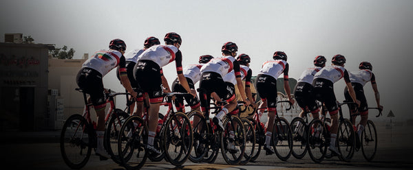 El UAE Team Emirates ante el inicio del calendario World Tour