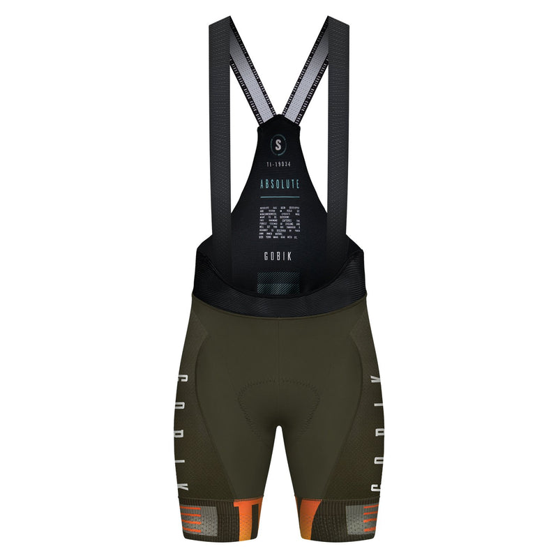 CULOTTE HOMBRE CORTO ABSOLUTE+2 K10 FACTORY TEAM 4.0