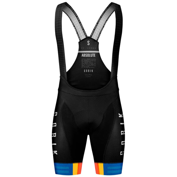 CULOTTE HOMBRE CORTO ABSOLUTE K10 FACTORY TEAM 3.0