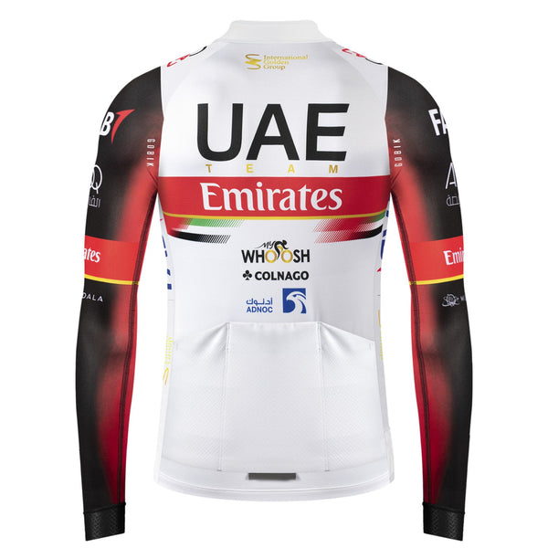 MAILLOT UNISEX MANGA LARGA PACER UAE TEAM EMIRATES 2021
