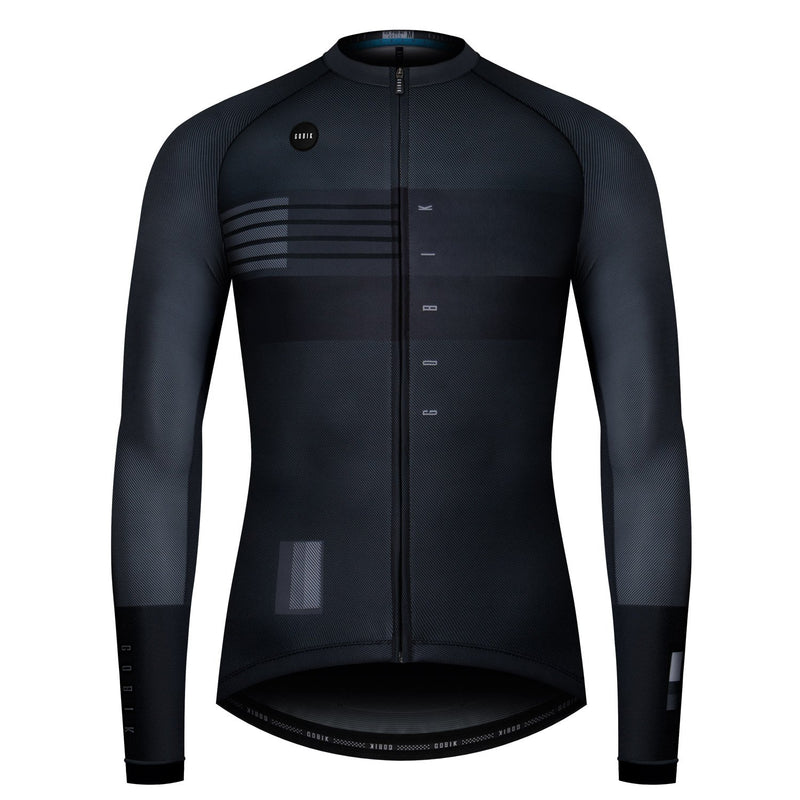 MAILLOT UNISEX MANGA LARGA CX PRO BLACK SHADE
