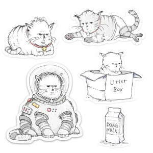 Cat Pack - Sticker Pack