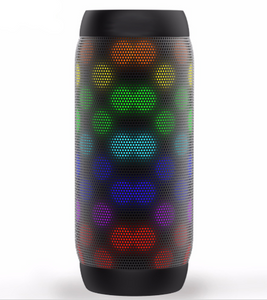 Colorful Outdoor Portable Bluetooth Speaker