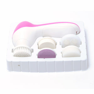 5-in-1 Deep-layer Electric Face Massager (Skin Massage Beauty Brush)
