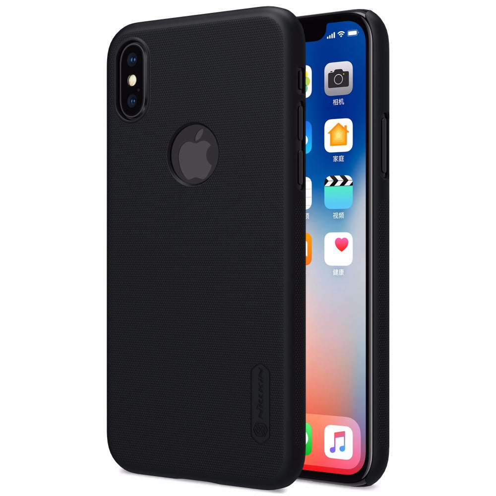 iPhone X Case & Screen Protector (Super Frosted Matte)