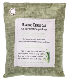 Odor Removal Bamboo Charcoal Bag