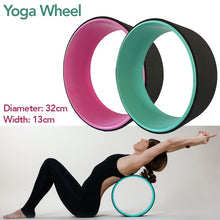 Load image into Gallery viewer, Yoga Wheel