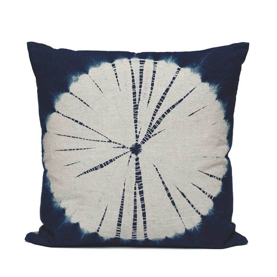 Cloud inspired pillow