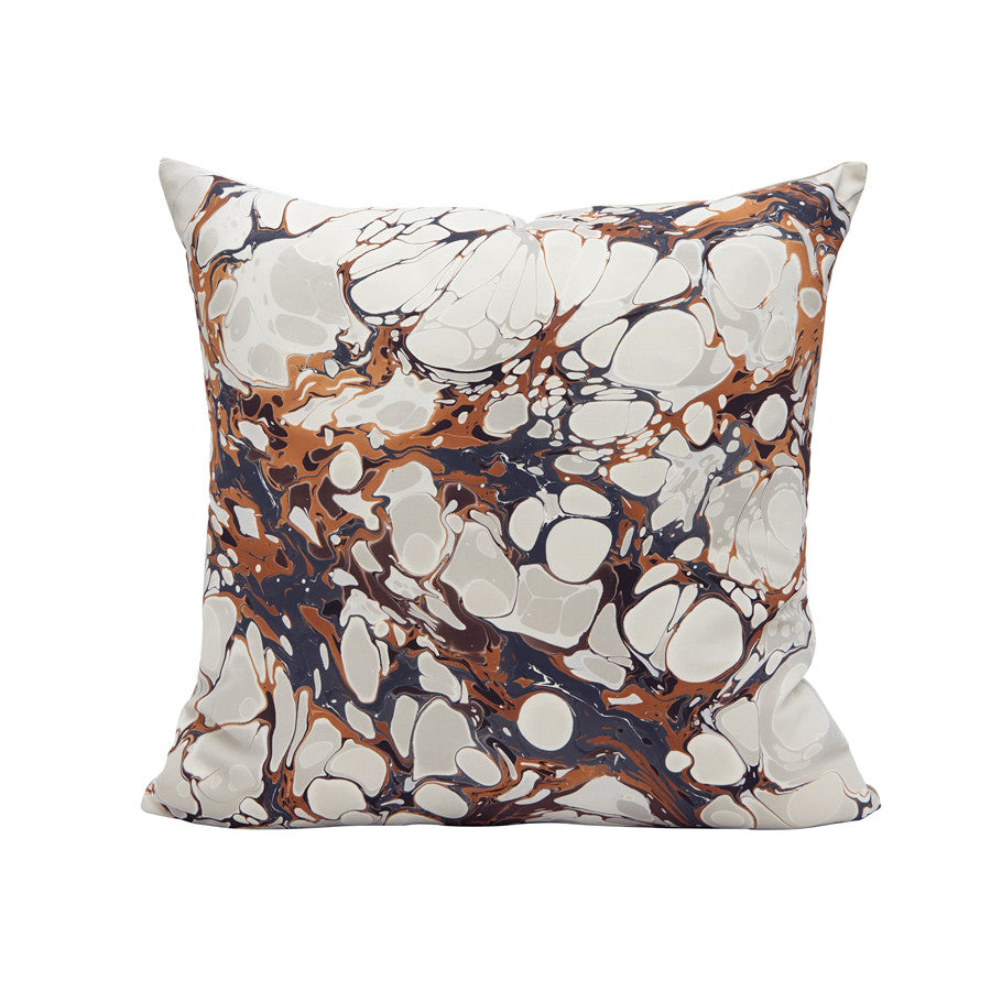 Seastone Pillow in Abalone