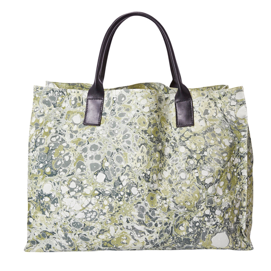 Tote Bag in Colorway Spanish Moss