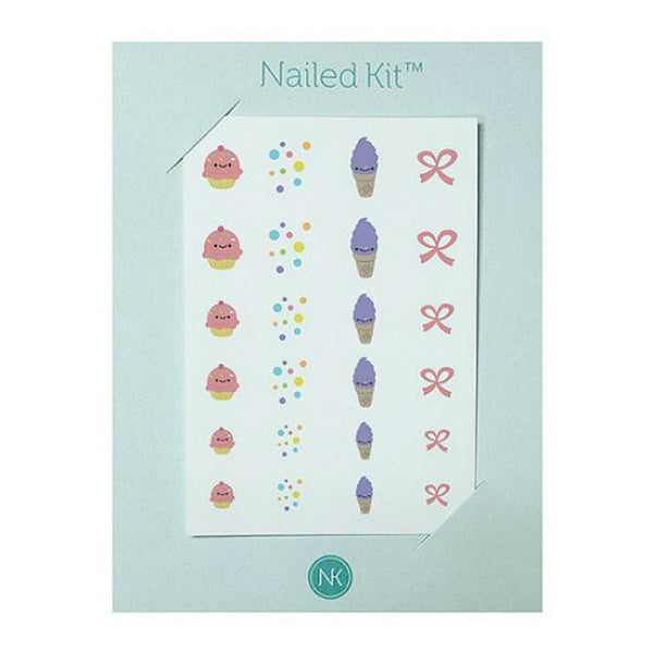 [Nailed Kit] Cupcake Party