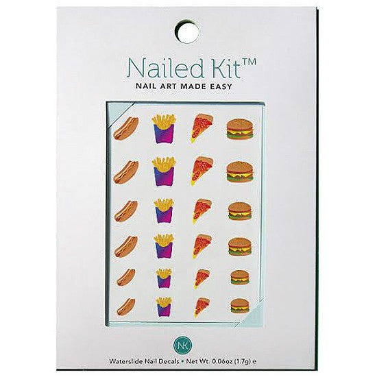 [Nailed Kit] Snack Attack