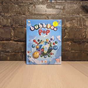 Bubblee Pop Board Game - New