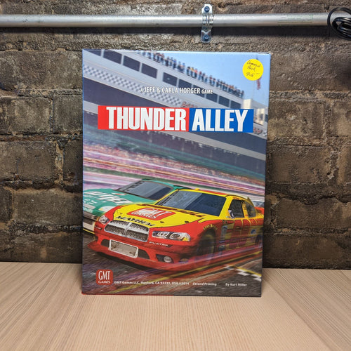 Thunder Alley Board Game - Used