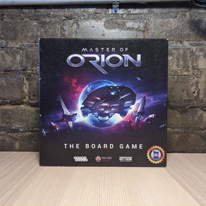 Master of Orion Board Game - Used