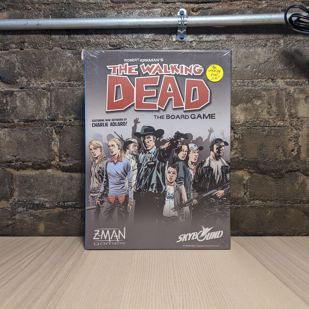 The Walking Dead : The Board Game - New