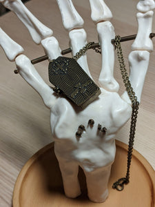 Coffin Surprise Necklace