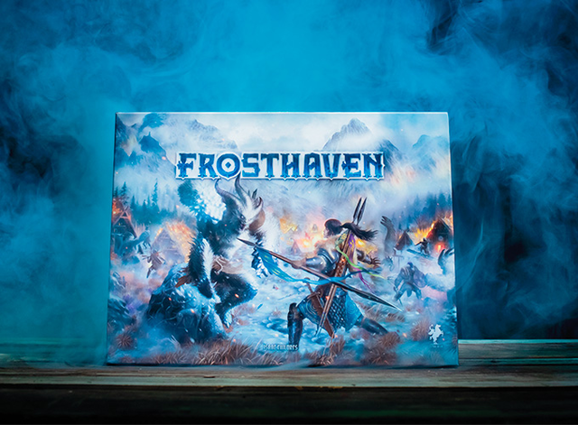 Frosthaven Pre-Order