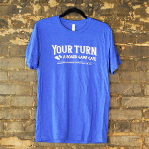 Men's Royal Blue T-Shirt