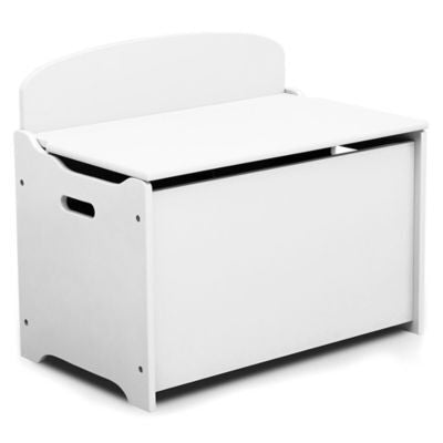 Remarkable White Storage Chest