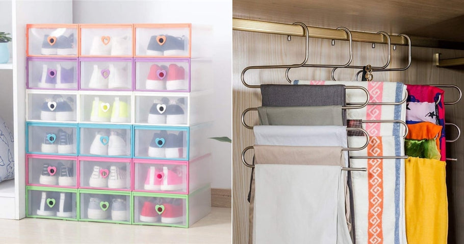 33 Game-Changing Bedroom Storage Solutions We Found on Amazon - Starting at Just $10