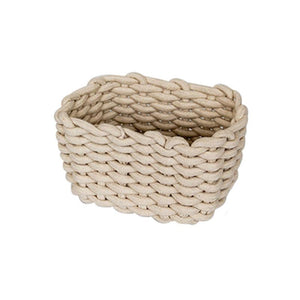 Modern Weaving Storage Bag Toys Holder Basket Kids Sundries Basket Organizer New