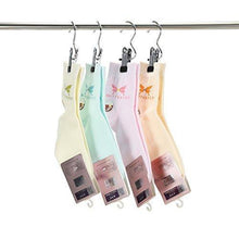 Load image into Gallery viewer, Buy now 16 pcs laundry hook boot hanging hold clips portable hanging hooks home travel hangers clothing clothes pins