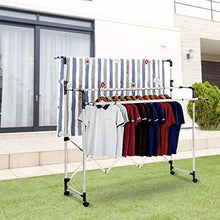 Load image into Gallery viewer, Online shopping sunpace laundry drying rack for clothes sun001 rolling collapsible sweater folding clothes dryer rack for outdoor and indoor use
