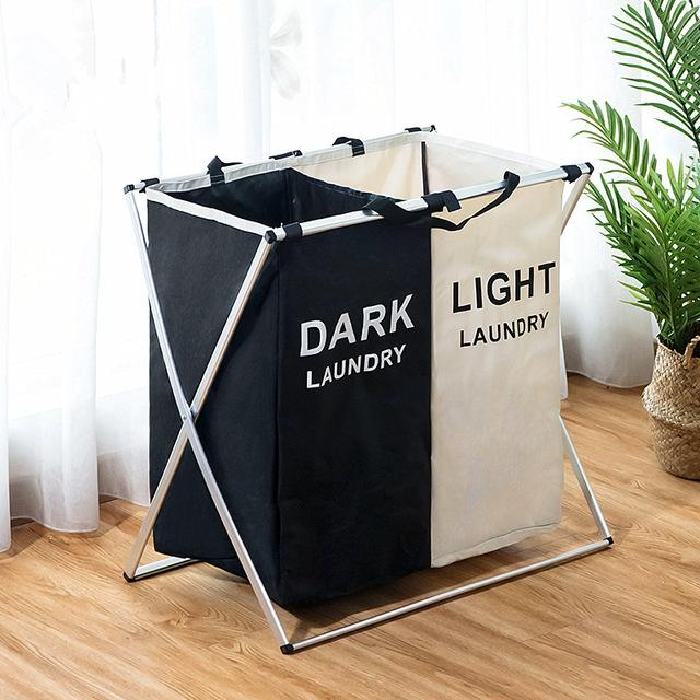 Assort Color Laundry Basket