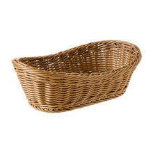 Load image into Gallery viewer, Bamboo Weaving Storage Basket Fruit Storage Box For tea picnic basket organizer Handiwork Finishing Box desktop Storage Basket