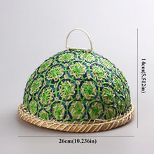 Load image into Gallery viewer, Handmade Bamboo Food Fruit  Basket