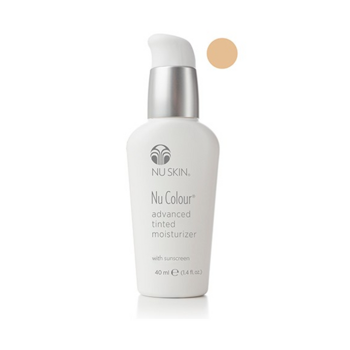 ADVANCED TINTED MOISTURISER WITH SPF