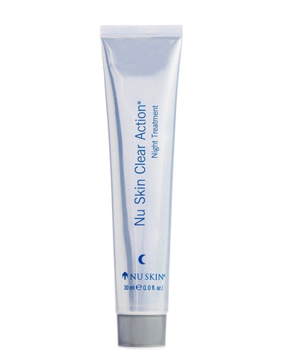 CLEAR ACTION ACNE NIGHT TREATMENT