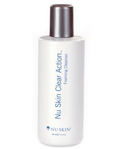 CLEAR ACTION ACNE FOAMING CLEANSER