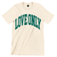 LOVE ONLY Short Sleeve T-Shirt (Off-White)