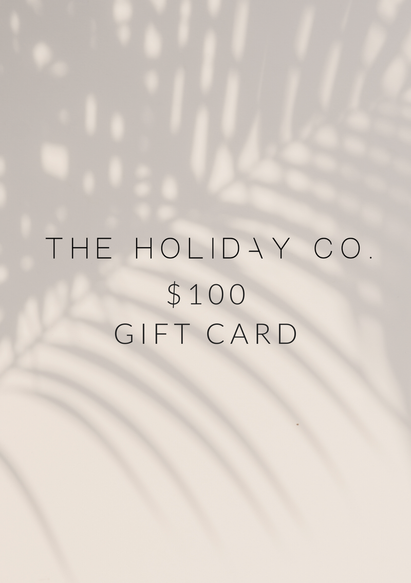The Holiday Co. Gift Card