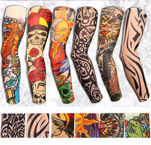 Load image into Gallery viewer, 6PC TATTOO ARM SLEEVES KIT