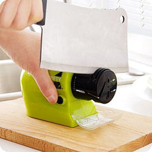 Load image into Gallery viewer, Multi-functional Motorized Knife Blade Sharpener