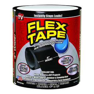 Flex Tape - Strong Rubberized Waterproof Tape