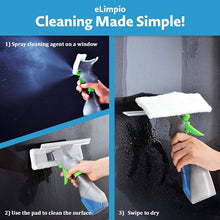 Load image into Gallery viewer, Magic Wiper Squeegee - 3 IN 1 WINDOW CLEANER