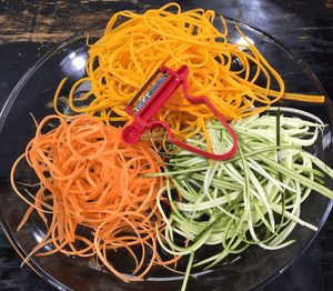 Magic Trio Peeler (Set of 3)
