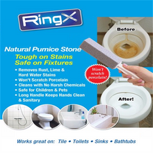 Load image into Gallery viewer, Ring X - Pumice Stone Wand (2 pcs)