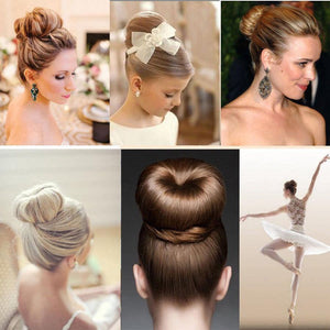 Magic DIY Hair Bun Maker - Purais Instant Hair Bun