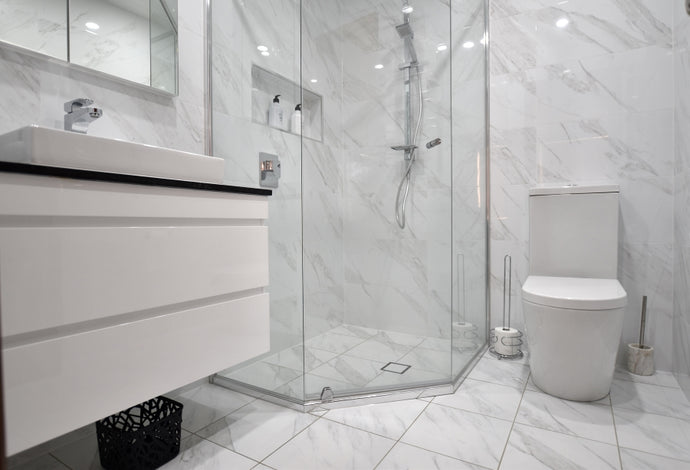 What is unique about new bathroom design in 2016?