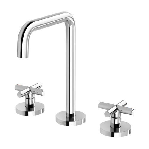 Phoenix Vivid Slimline Plus Basin Set | Chrome |