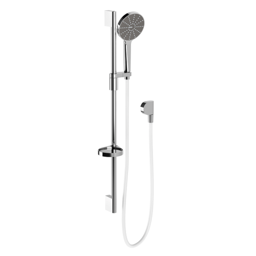 Phoenix NX Vive Rail Shower | Chrome and White |